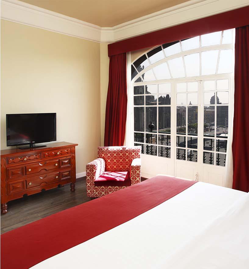 Hotel Majestic, Habitación sencilla