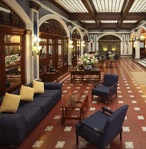 Hotel Majestic, Galería