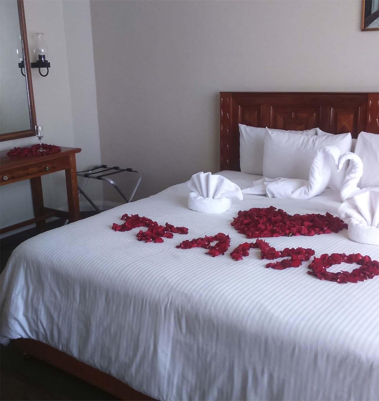 Hotel Majestic, Paquete Lunamielero