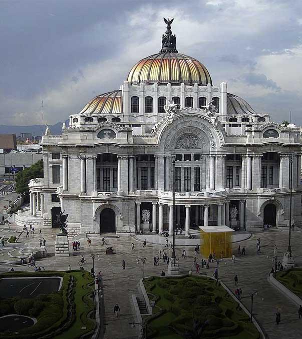 Hotel Majestic, Palacio de Bellas Artes