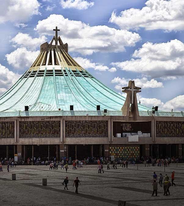 Hotel Majestic, Basílica de Guadalupe