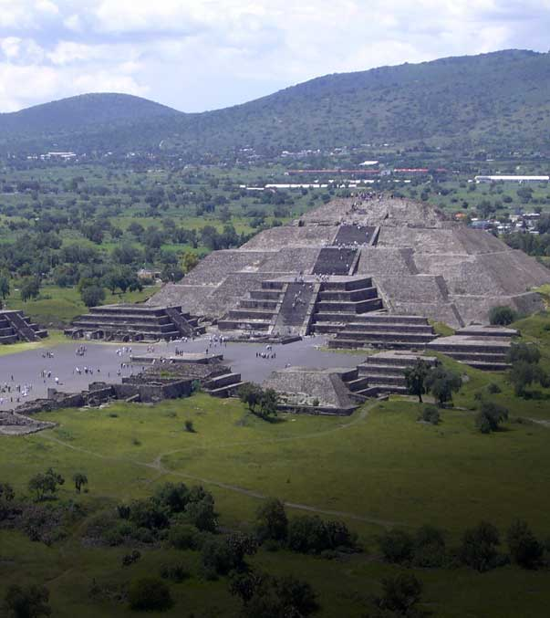 Hotel Majestic, Teotihuacán